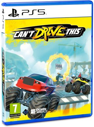 Can`t Drive This [PS5]