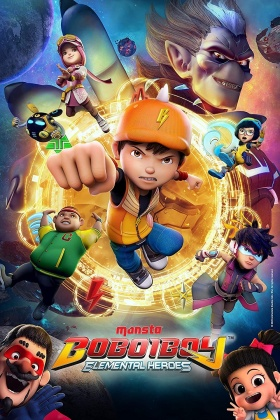 BoBoiBoy 2 - Elemental Heroes (2019)