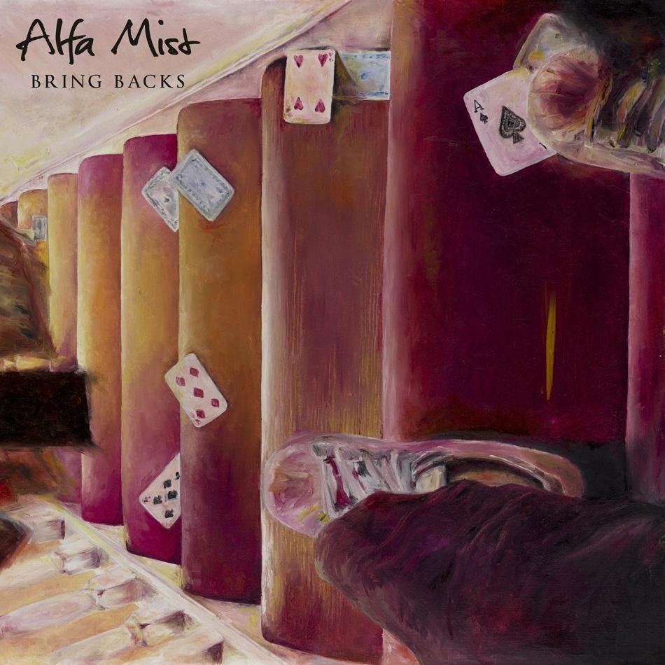 Alfa Mist - Bring Backs (Limited Edition, Purple Velvet Vinyl, LP)