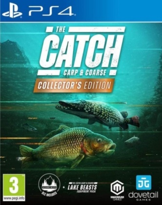 Catch - Carp & Coarse (Édition Collector)