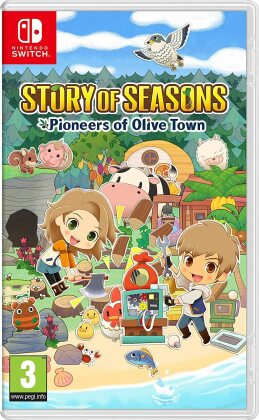 Story of Seasons 2 - Pioneers of Olive Town