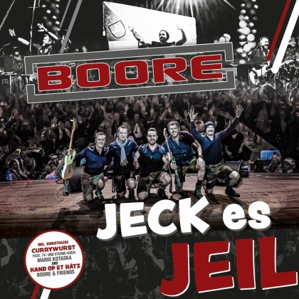 Boore - Jeck es jeil