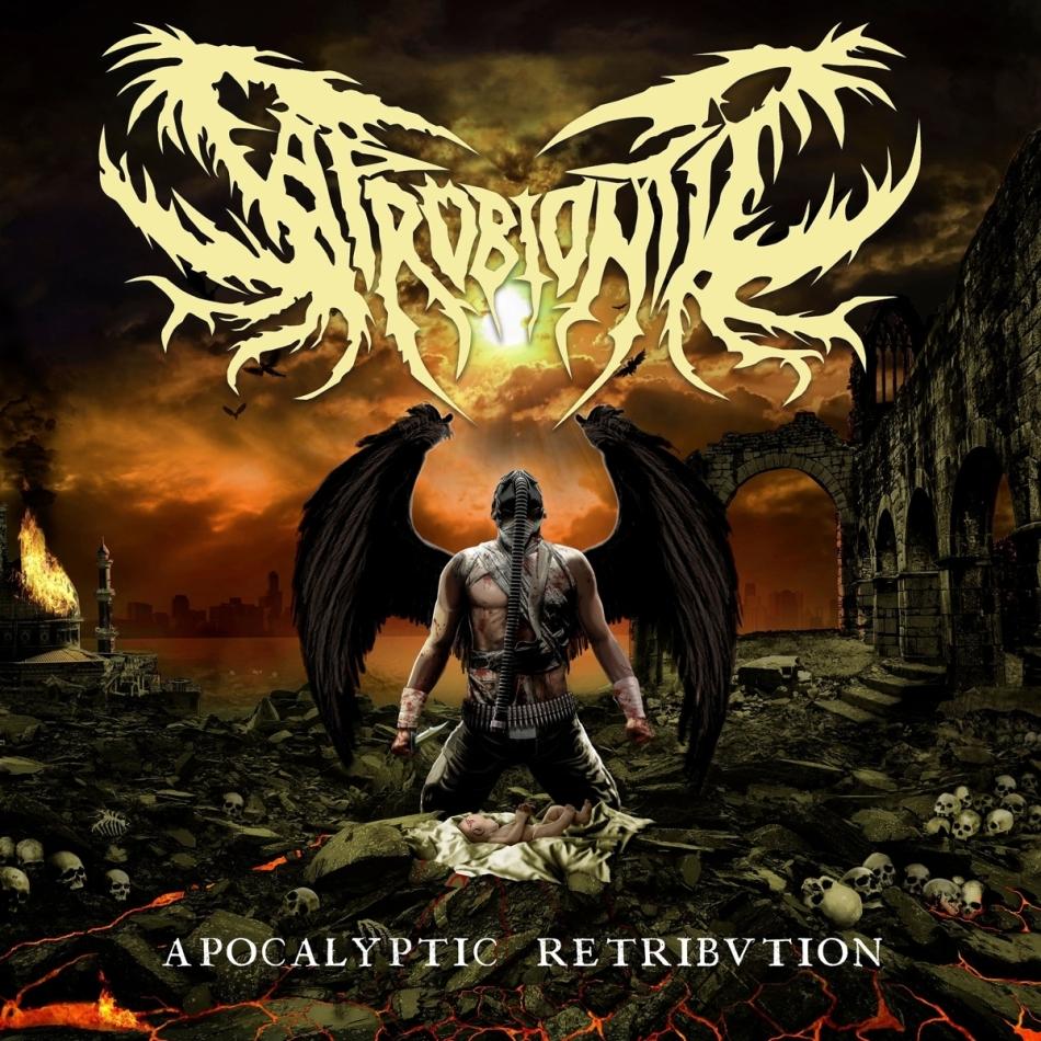 Saprobiontic - Apocalyptic Retribution