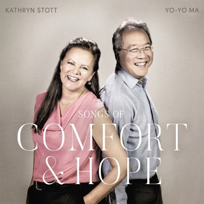 Yo-Yo Ma & Kathryn Stott - Songs Of Comfort & Hope (2021 Reissue, Music On Vinyl, Deluxe Edition, Limited Edition, 2 LPs)
