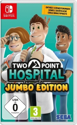 Two Point Hospital - Jumbo Edition