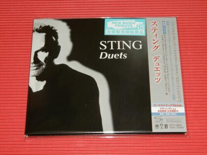 Sting - Duets (+ Bonustrack, Japan Edition)