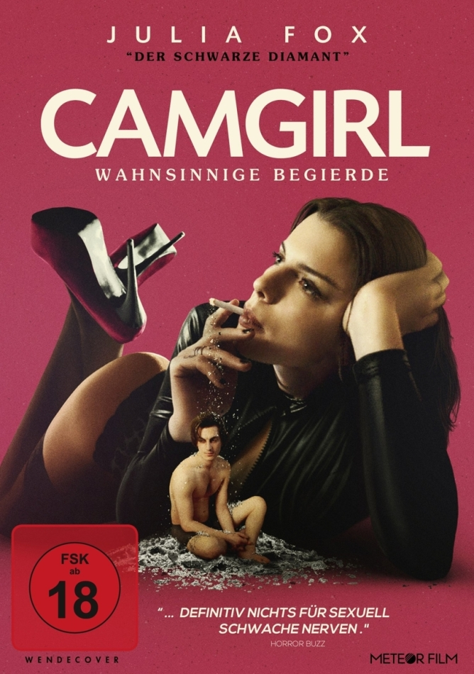 Camgirl - Wahnsinnige Begierde (2020)