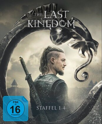 The Last Kingdom - Staffel 1-4 (14 Blu-rays)