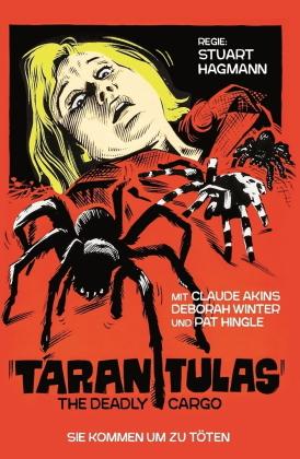 Tarantulas - Sie kommen um zu töten (1977) (Grosse Hartbox, Cover D, Limited Edition, Uncut)