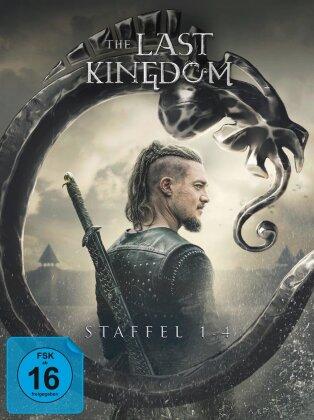 The Last Kingdom - Staffel 1-4 (18 DVDs)