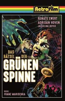 Das Rätsel der grünen Spinne (1960) (Grosse Hartbox, Limited Edition)