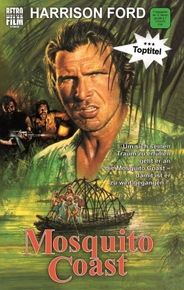 Mosquito Coast (1986) (Grosse Hartbox, Limited Edition)