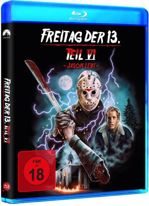 Freitag der 13. - Teil 6 - Jason lebt (1986)