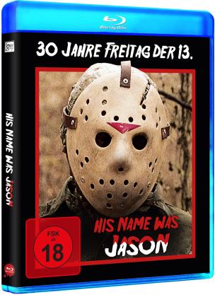 His name was Jason - 30 Jahre Freitag, der 13. (2009) (2 Blu-ray)