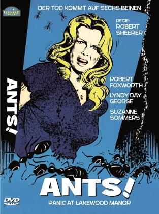 Ants! - Der Tod kommt auf 6 Beinen! (1977) (Grosse Hartbox, Cover D, Limited Edition)