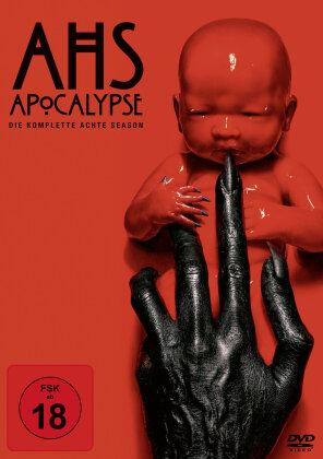 American Horror Story - Apocalypse - Staffel 8 (3 DVDs)