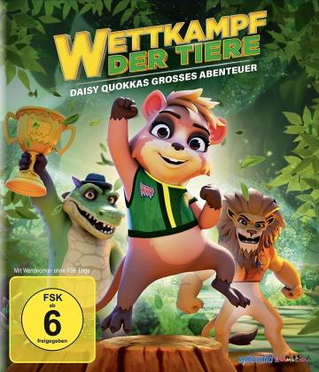 Wettkampf der Tiere - Daisy Quokkas grosses Abenteuer (2020)
