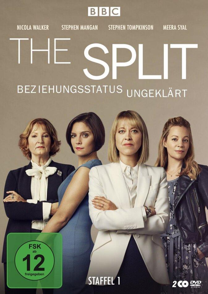 The Split - Beziehungsstatus ungeklärt - Staffel 1 (BBC, 2 DVDs)