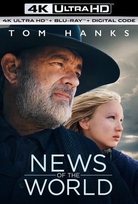 News Of The World (2020) (4K Ultra HD + Blu-ray)