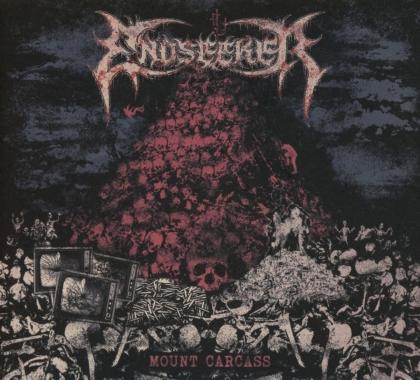 Endseeker - Mount Carcass (Digipack)