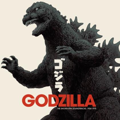 Godzilla: The Showa-Era Soundtracks 1954-1975 - OST (18 LPs)