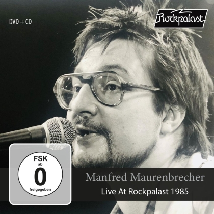 Manfred Maurenbrecher - Live At Rockpalast 1985 (CD + DVD)