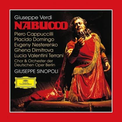 Giuseppe Verdi (1813-1901), Giuseppe Sinopoli, Piero Cappuccilli, Placido Domingo & Orchester der Deutschen Oper Berlin - Nabucco (2021 Reissue, 2 CDs)