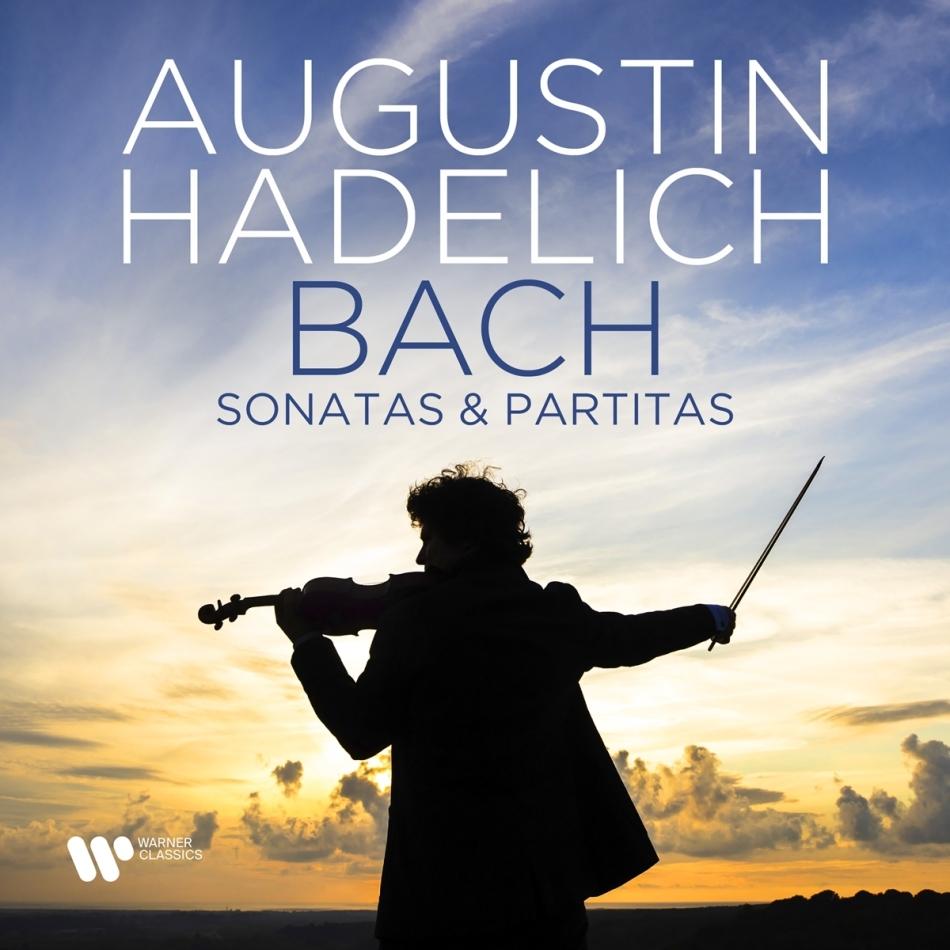 Johann Sebastian Bach (1685-1750) & Augustin Hadelich - Sonaten & Partiten (2 CDs)