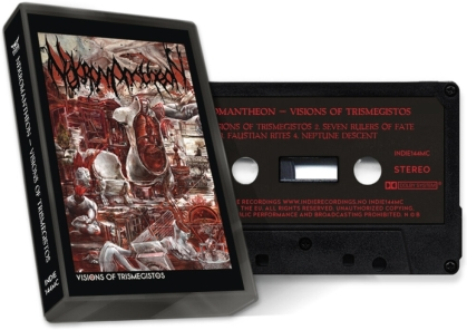 Nekromantheon - The Visions Of Trismegistos