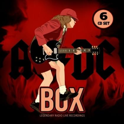 AC/DC - Box (6 CDs)
