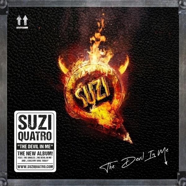 Suzi Quatro - The Devil In Me (2 LPs)