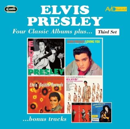 Elvis Presley - Four Classic Albums Plus (2 CDs)