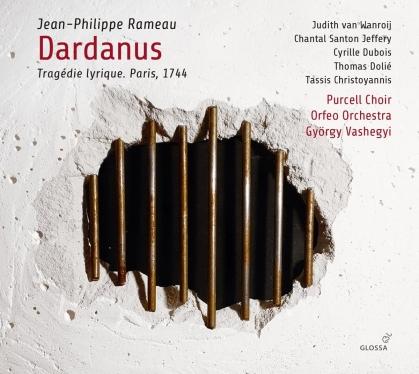 Judith van Wanrooij & Jean-Philippe Rameau (1683-1764) - Dardanus: Tragedie Lyrique (3 CDs)