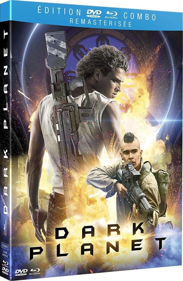 Dark Planet (2008) (Remastered, Blu-ray + DVD)
