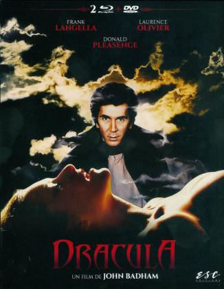 Dracula (1979) (Schuber, Digibook, 2 Blu-rays + DVD)