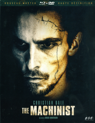 The Machinist (2004) (Nouveau Master Haute Definition, Blu-ray + DVD)