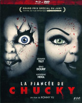 La fiancée de Chucky (1998) (Schuber, Digibook, Blu-ray + DVD)