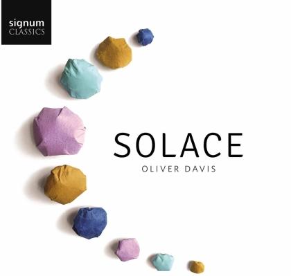 Oliver Davis (Composer) - Solace (Hybrid SACD)