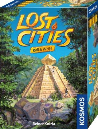 Lost Cities - Roll & Write (Spiel)