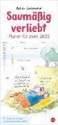 Peter Gaymann - Saumäßig verliebt Planer für zwei Kalender 2022