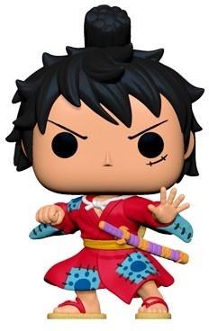 Funko Pop Animation - One Piece: Luffy In Kimono *(Latam Exclusive Version)