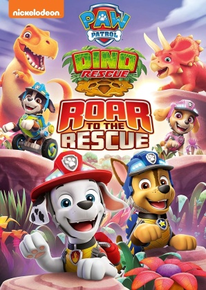 Paw Patrol: Dino Rescue - Roar To The Rescue
