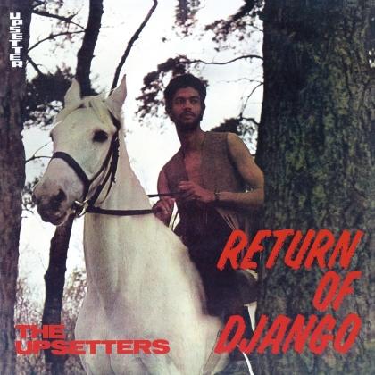 The Upsetters - Return Of Django (Music On Vinyl, 2021 Reissue, Black Vinyl, LP)