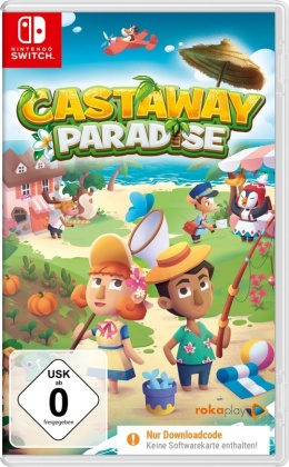Castaway Paradise (Code in a Box)