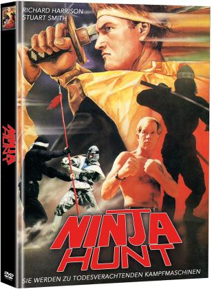 Ninja Hunt (1986) (Cover A, Limited Edition, Mediabook, 2 DVDs)