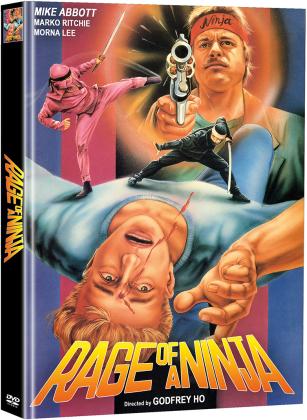 Rage of a Ninja (1988) (Limited Edition, Mediabook, 2 DVDs)