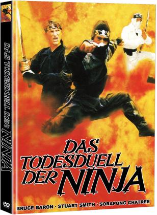 Das Todesduell der Ninja (1986) (Cover C, Limited Edition, Mediabook, 2 DVDs)