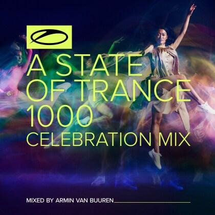 Armin Van Buuren - A State Of Trance 1000 - Celebration Mix (2 CDs)