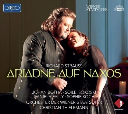 Richard Strauss (1864-1949), Christian Thielemann, Johan Botha, Soile Isokoski, Daniela Fally, … - Ariadne Auf Naxos Op.60 (2 CDs)