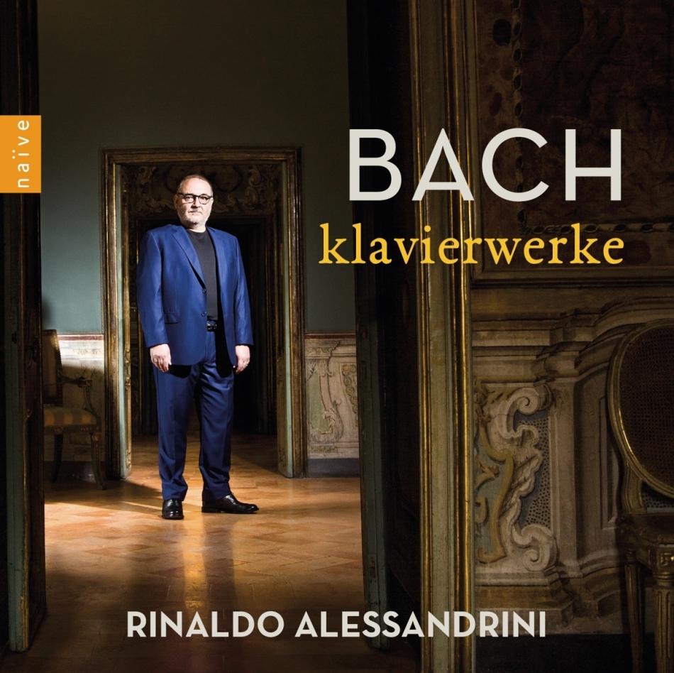 Johann Sebastian Bach (1685-1750) & Rinaldo Alessandrini - Klavierwerke